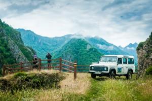 rutas en 4x4 en asturias